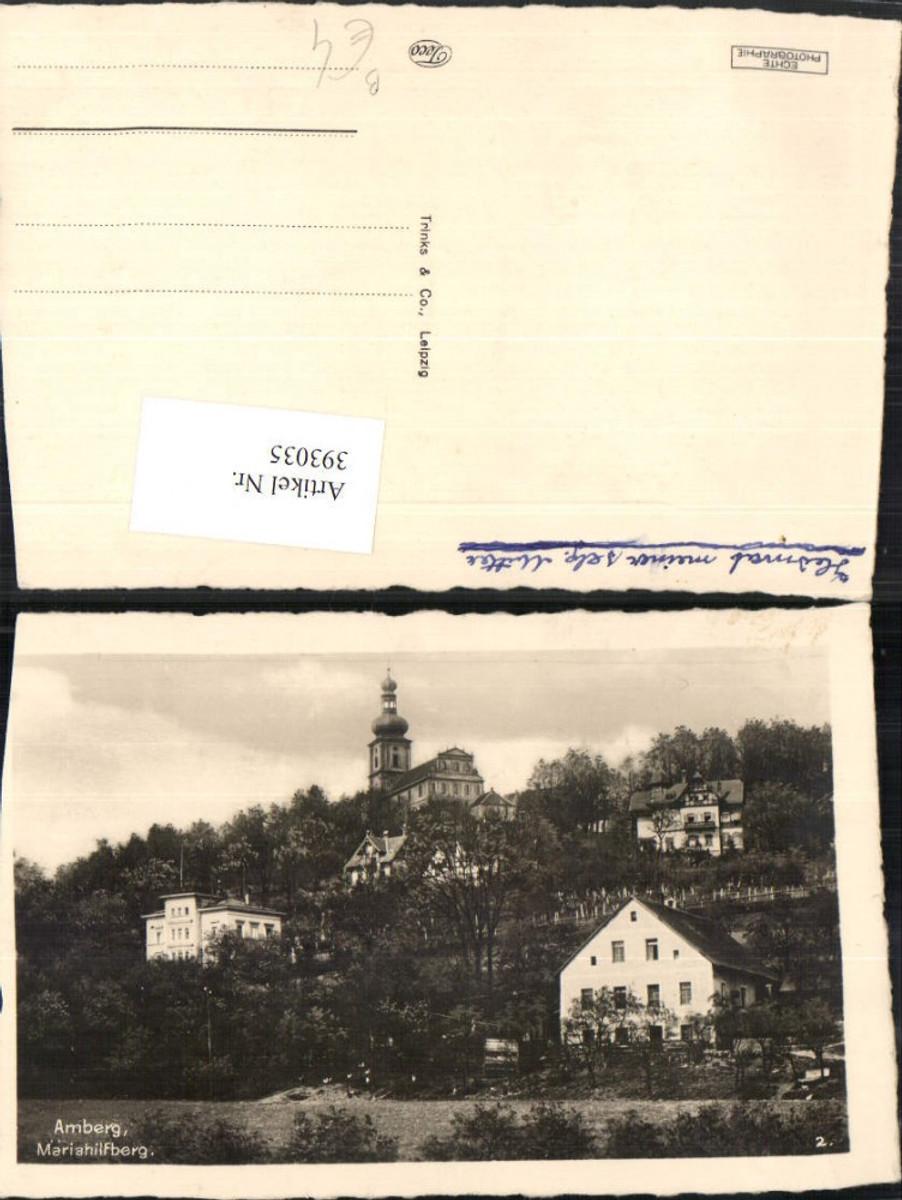 393035,Amberg Mariahilfberg Kirche günstig online kaufen