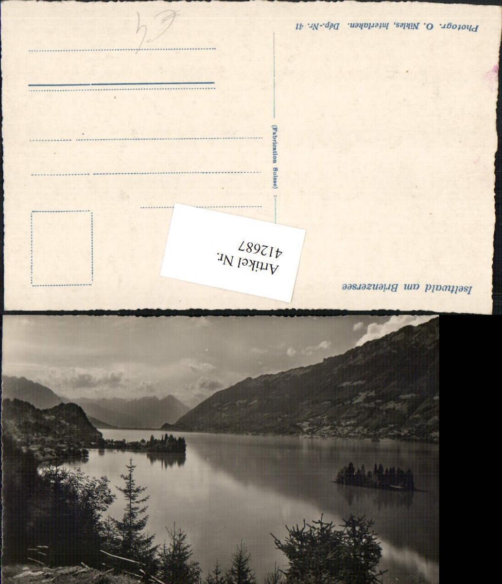 412687,Iseltwald am Brienzersee See Kt Bern günstig online kaufen