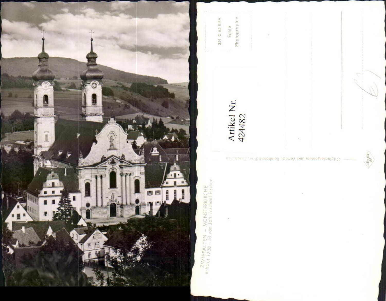 424482,Zwiefalten Münsterkirche Kirche günstig online kaufen