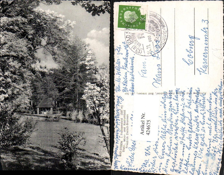 424675,Bad Steben im Frankenwald Friedrich Zietsch-Brunnen günstig online kaufen