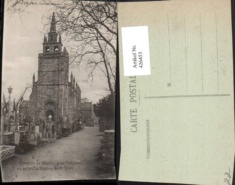 426453,Bretagne Cote-Amor Treguier Chapelle de Minihy Kapelle Friedhof günstig online kaufen