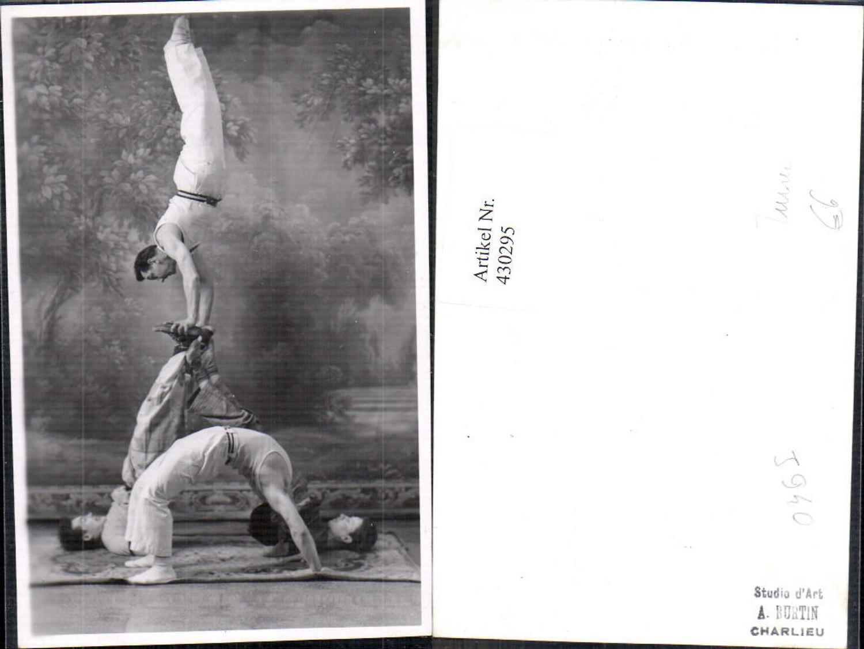 430295,Zirkus Turnen Turner Akrobatik günstig online kaufen