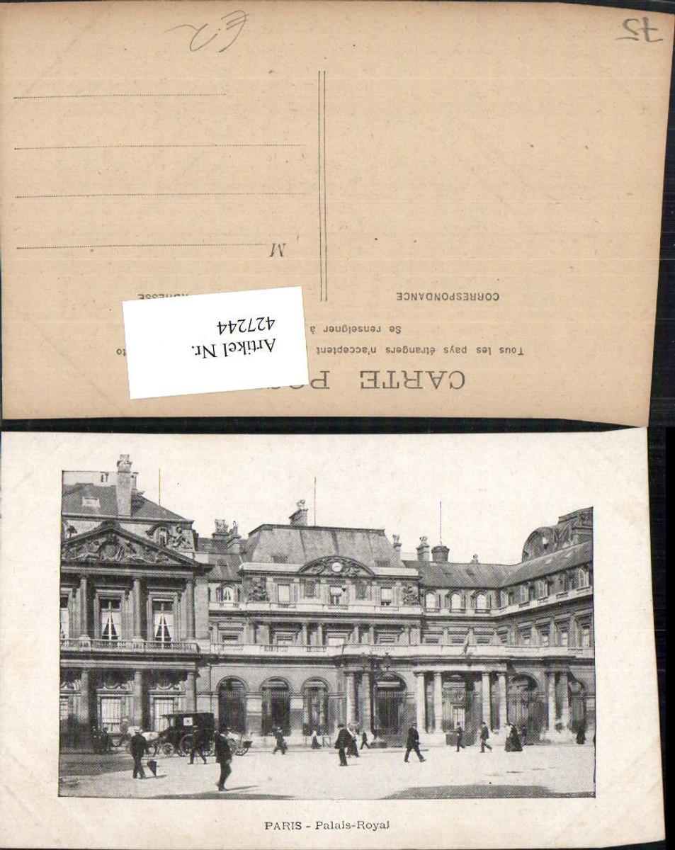 427244,Ile-de-France Paris Palais Royal günstig online kaufen