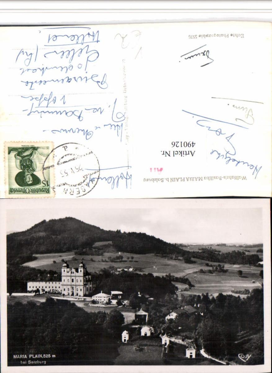 490126,Maria Plain b. Salzburg Totale Kirche pub Cosy günstig online kaufen