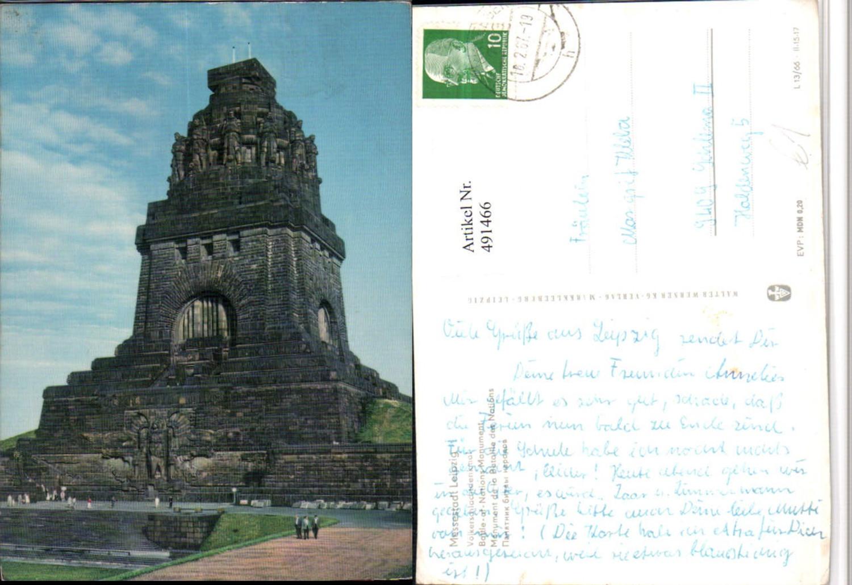 491466,Leipzig Völkerschlachtdenkmal Monument günstig online kaufen