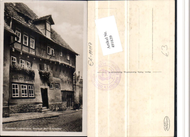 491639,Eisenach Lutherhaus Haus günstig online kaufen