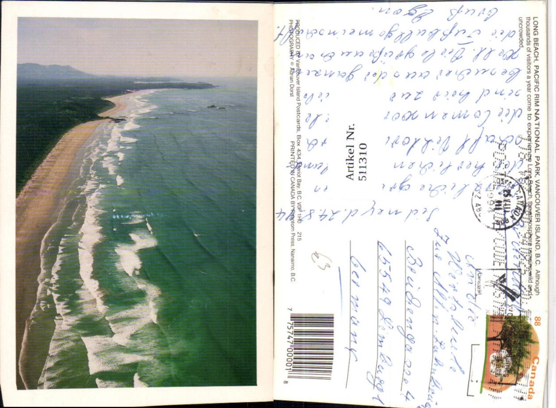 511310,British Columbia Vancouver Island Pacific Rim National Park Long Beach günstig online kaufen