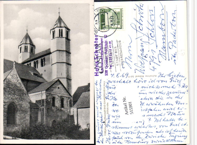 515901,Bad Gandersheim im Harz Stiftskirche Kirche günstig online kaufen