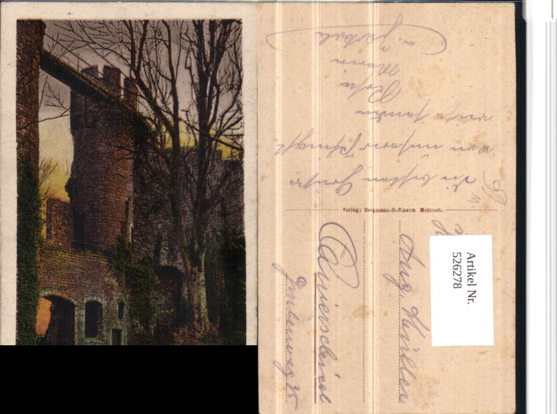 526278,Mettlach Burg Montclair LK Merzig Wadern günstig online kaufen