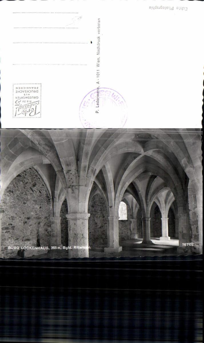 539105,Lockenhaus Burg Oberpullendorf günstig online kaufen