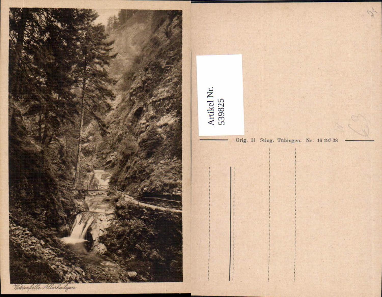 539825,Allerheiligen Wasserfall Wasserfälle Oppenau günstig online kaufen