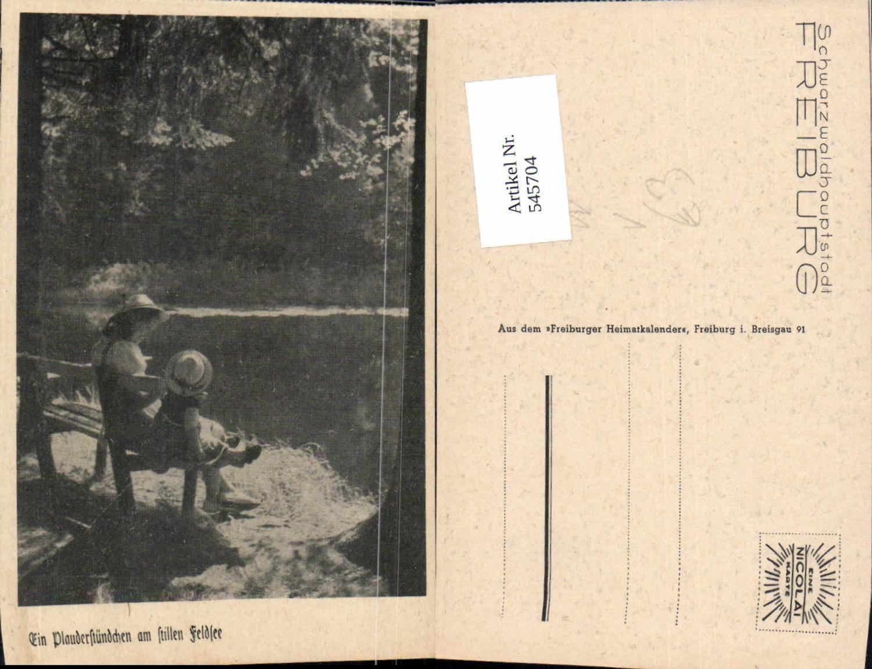 545704,Freiburg im Breisgau Blatt a. Freiburger Heimatkalender feldsee günstig online kaufen