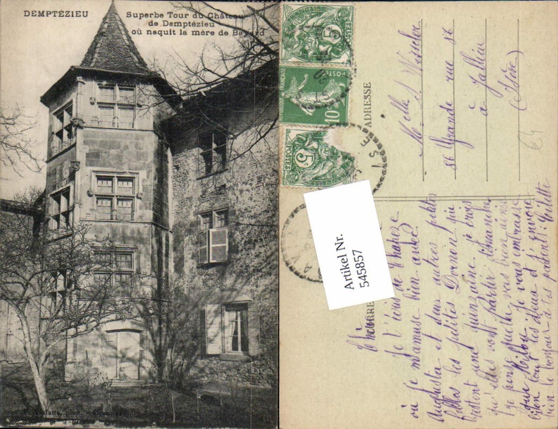 545857,France Demptezieu Chateau günstig online kaufen