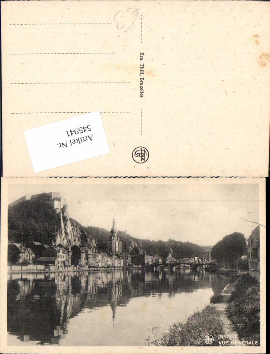 545941,Belgium Dinant Wallonien Namur  günstig online kaufen