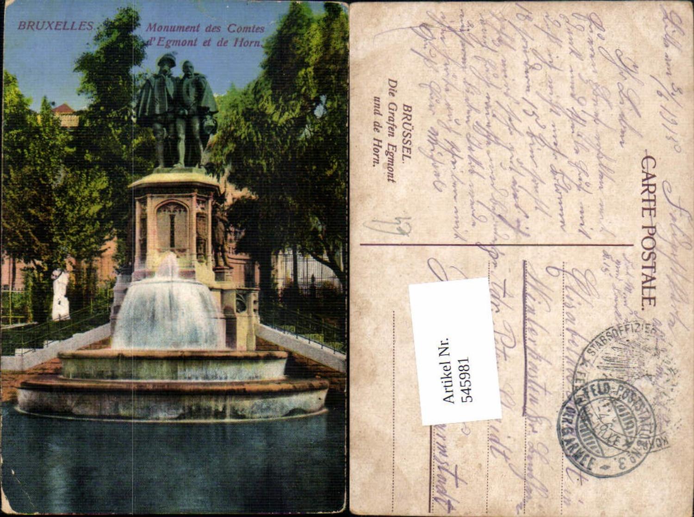 545981,Belgium Brüssel Bruxelles Monument Egmont günstig online kaufen