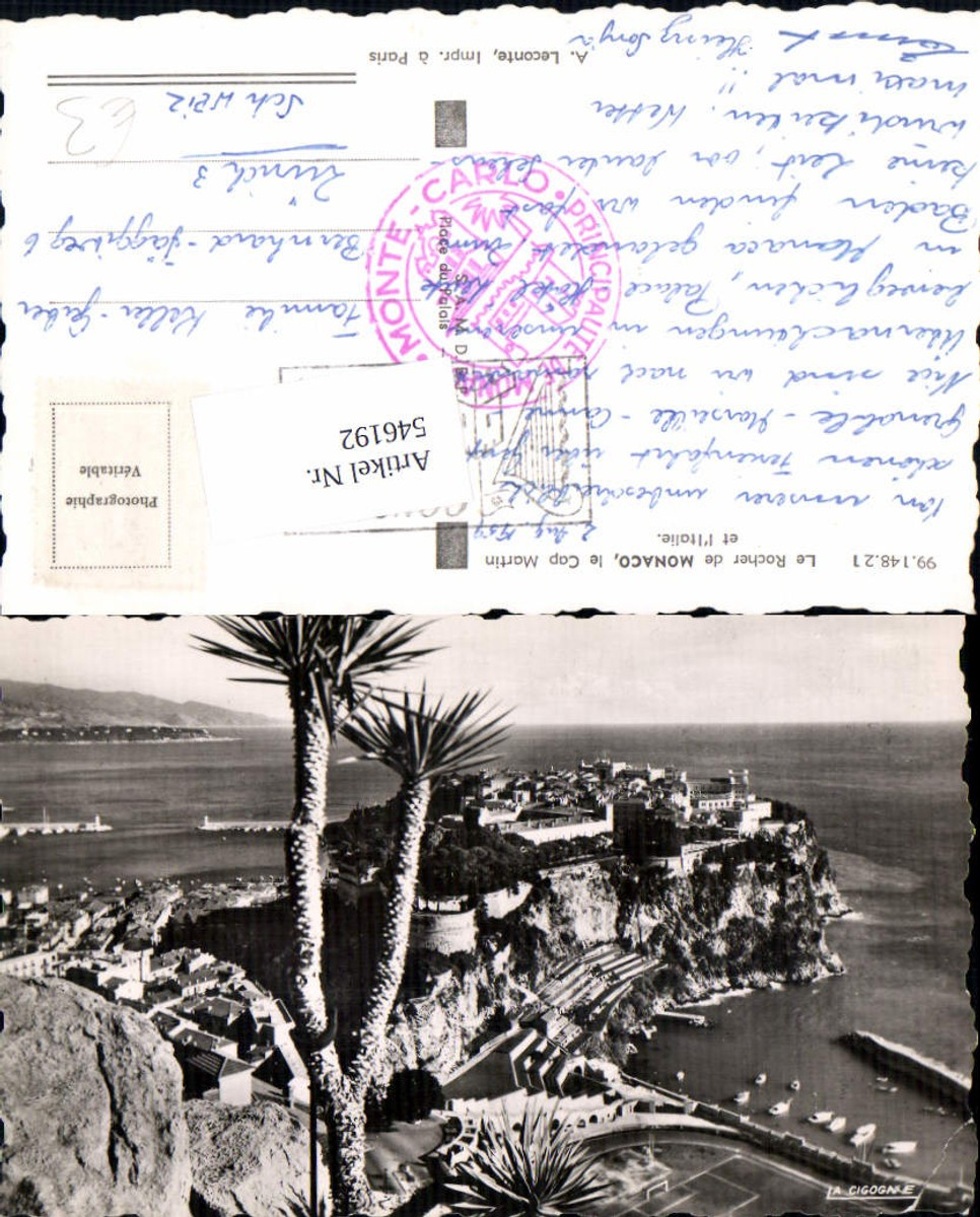 546192,Monaco Monte Carlo  günstig online kaufen