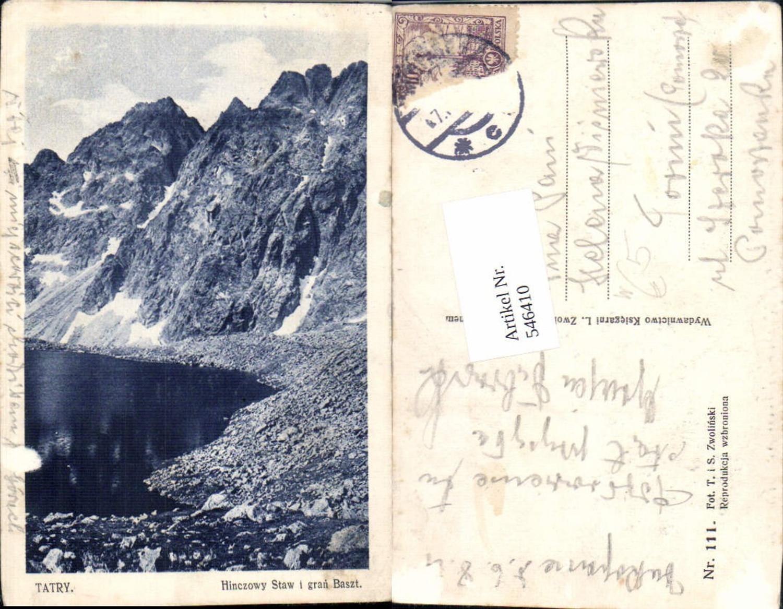 546410,Slovakia Hohe Tatra Tatry Großer Hinzensee  günstig online kaufen