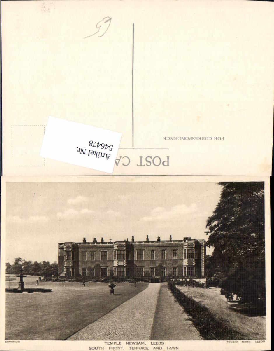 546478,England Leeds Temple Newsam  günstig online kaufen