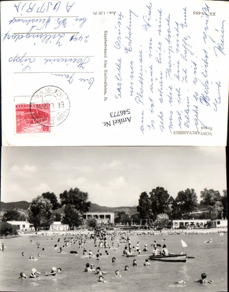 546773,Hungary Vonyarcvashegy Strand Strandleben Zala Keszthely günstig online kaufen