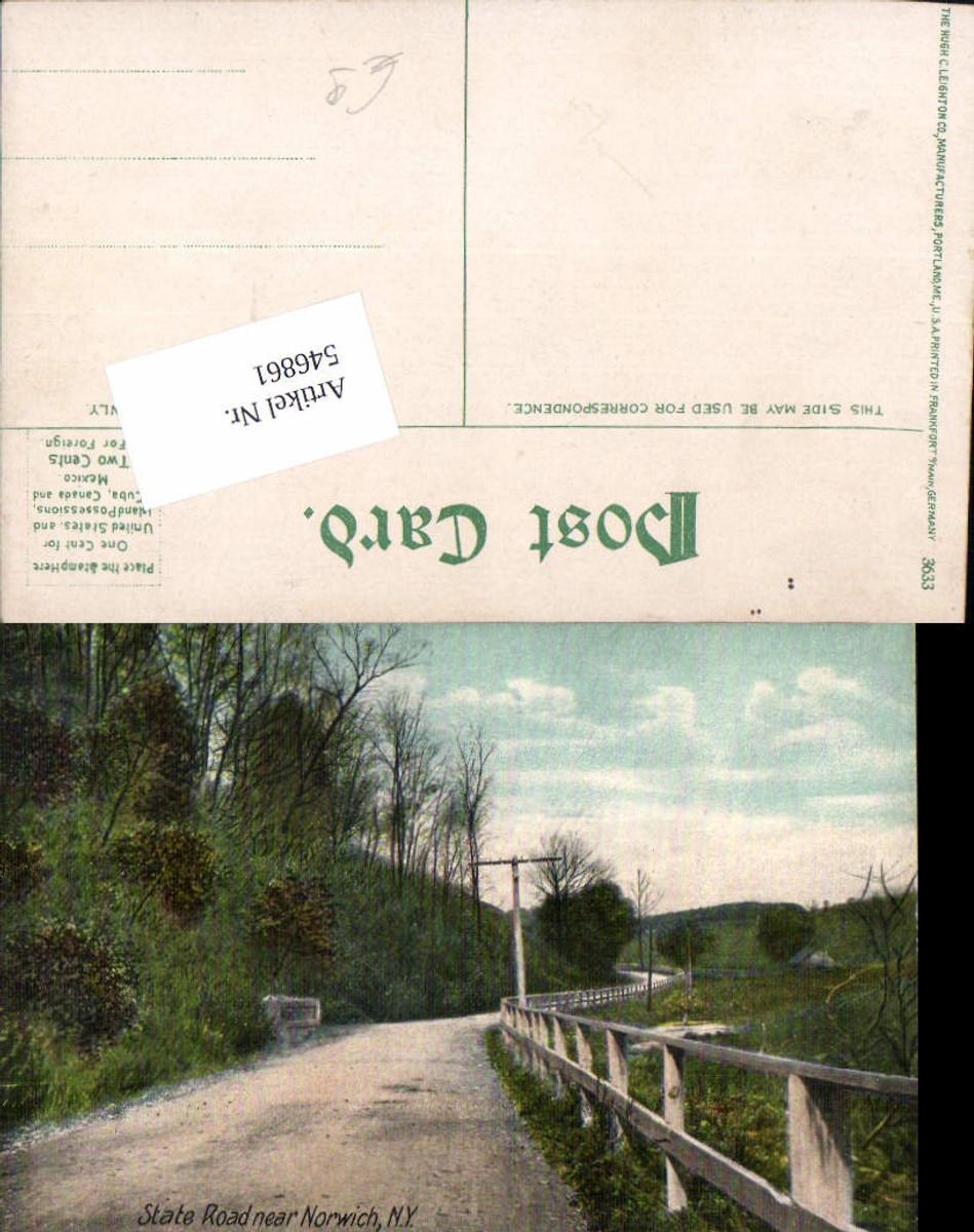 546861,New York Norwich Chenango County State Road near Norwich günstig online kaufen