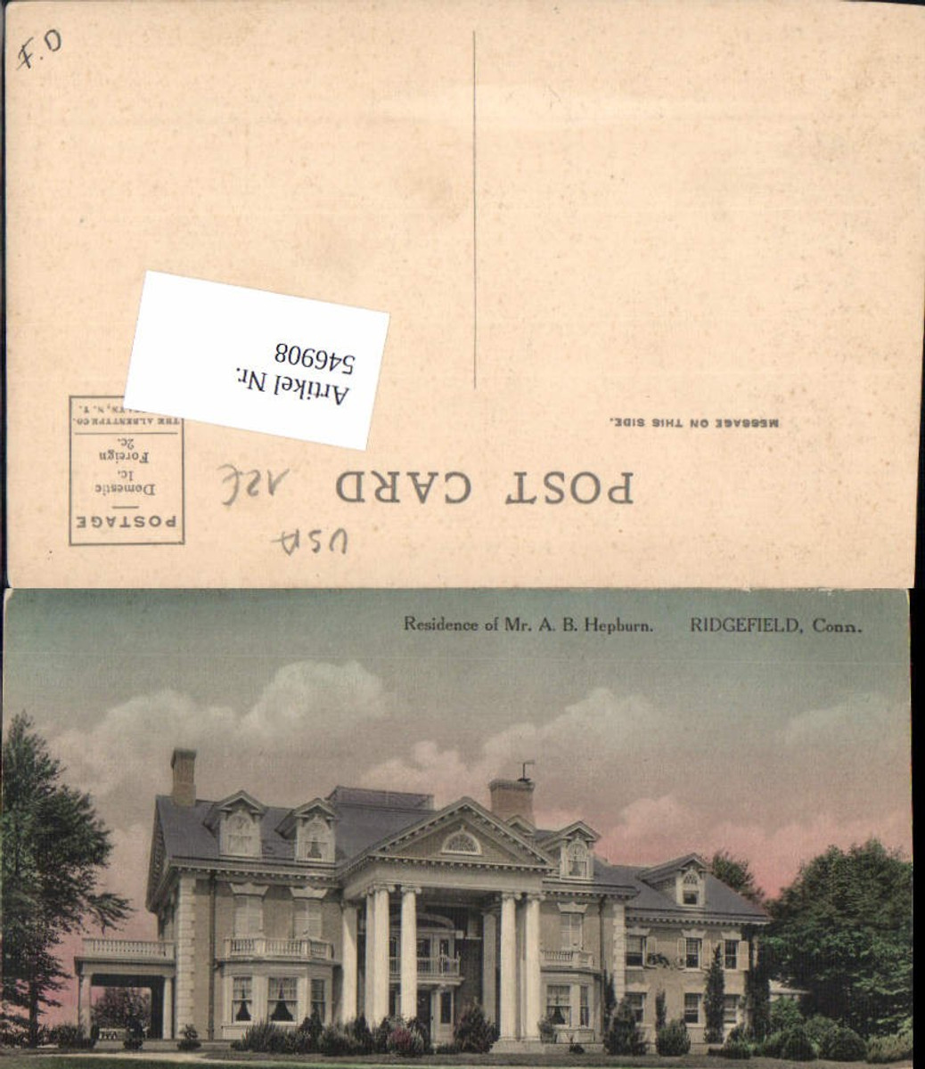 546908,Connecticut Ridgefield Fairfield County Residence Hapburn n. New York City  günstig online kaufen