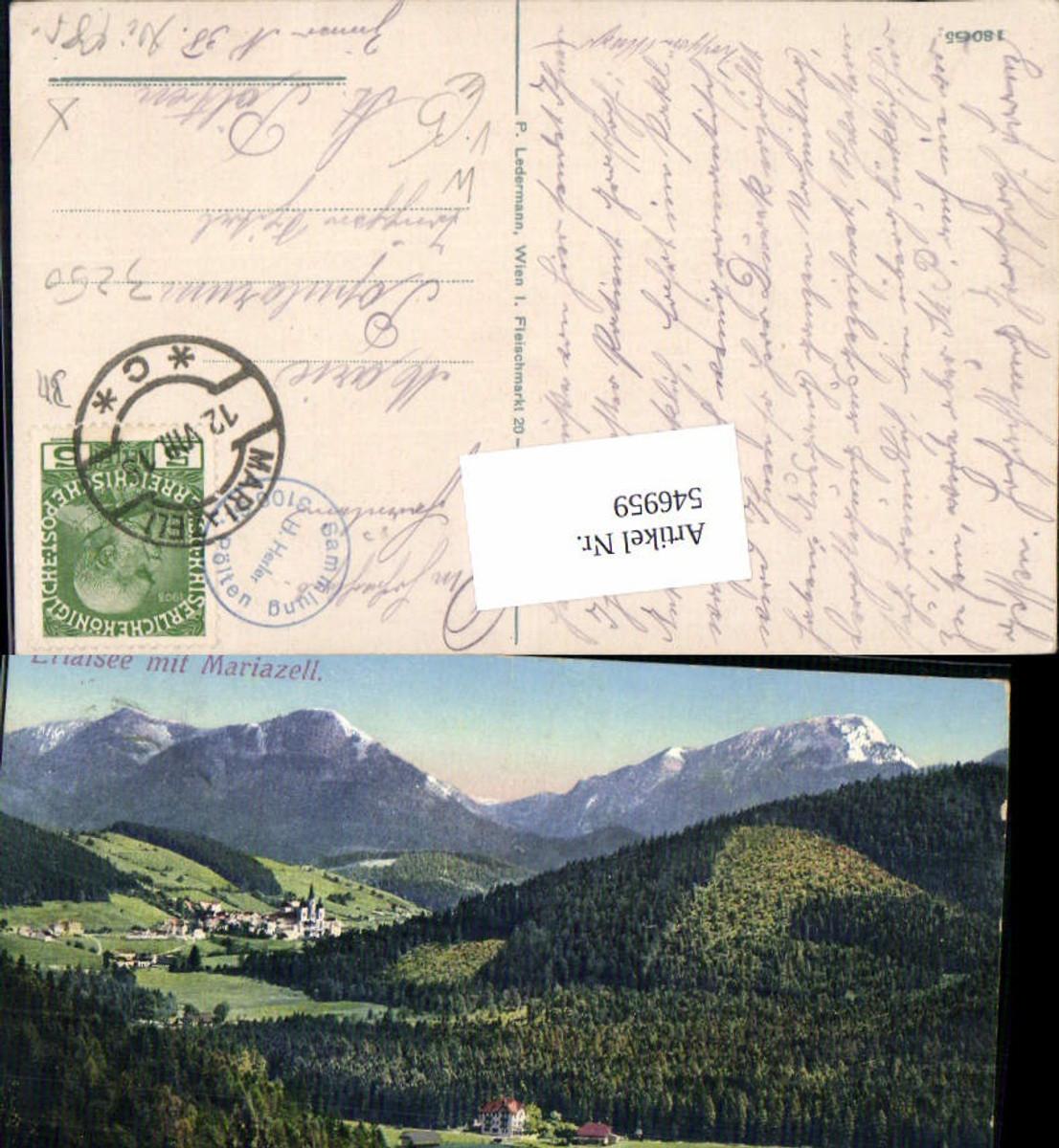 546959,Erlafsee Erlaufsee bei Mariazell Mitterbach pub Ledermann 18065 günstig online kaufen