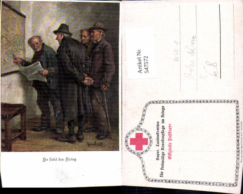 547572,K.K. Armee Rotes Kreuz Landkarte Krieg Männer günstig online kaufen