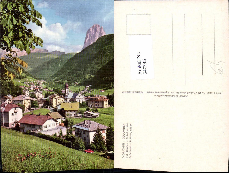 547795,Trentino Bolzano Dolomiten Gröden St. Ulrich Ortisei Grödental günstig online kaufen