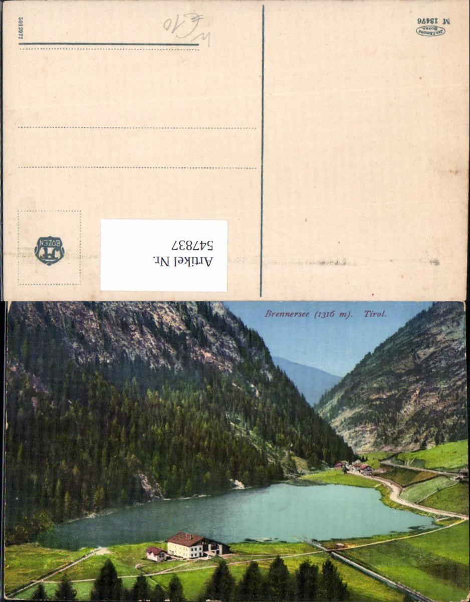 547837,Brenner Brennersee Sill Gries am Brenner Innsbruck günstig online kaufen