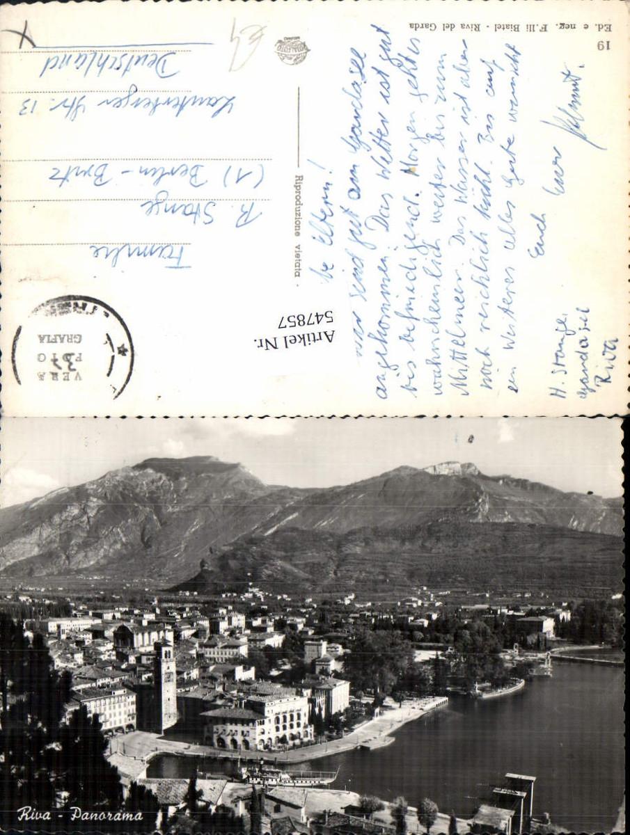 547857,Trentino Trento Lago di Garda Gardasee Riva günstig online kaufen