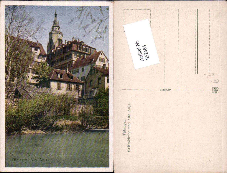 552464,Tübingen am Neckar Stiftskirche Aula günstig online kaufen