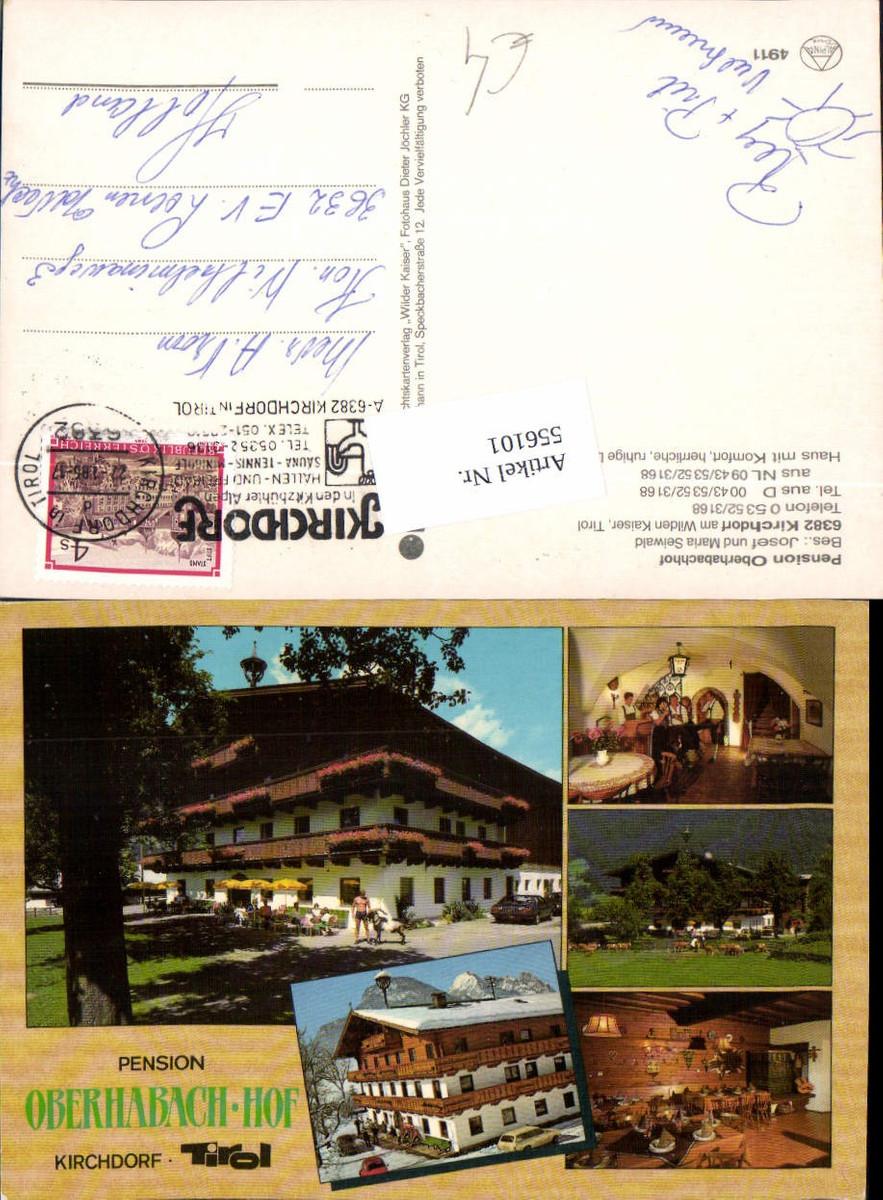 556101,Kirchdorf in Tirol Pension Oberhabach Hof günstig online kaufen