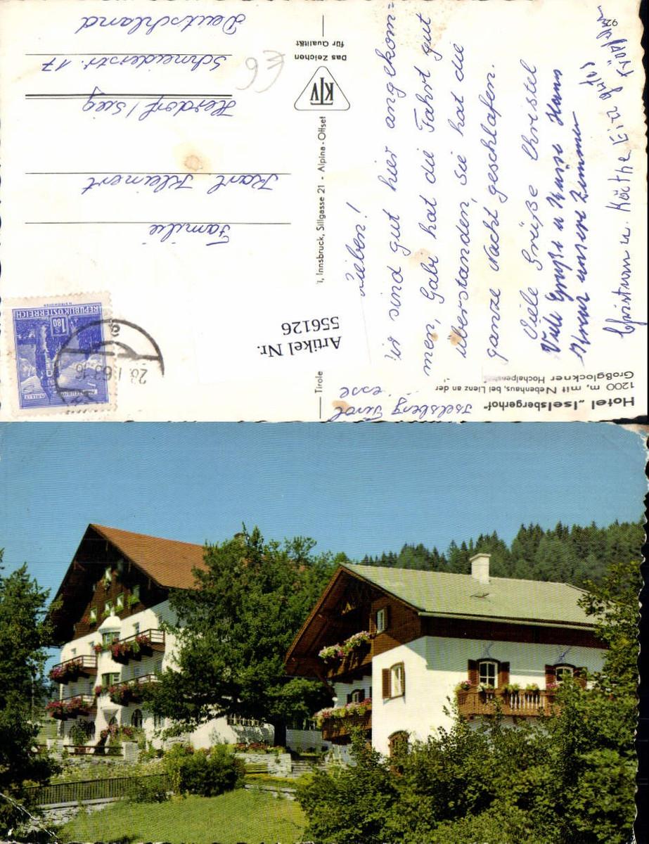 556126,Iselsberg b. Lienz Dölsach Gasthof Iselsbergerhof günstig online kaufen