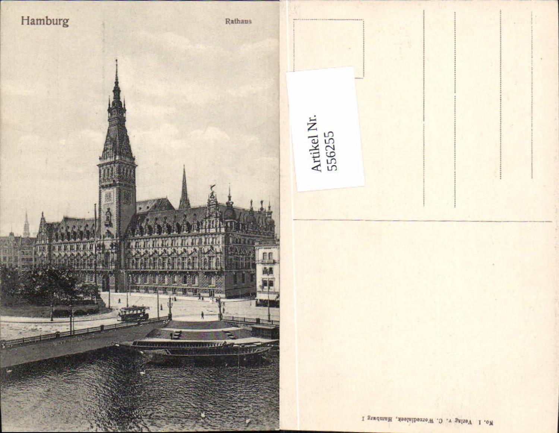 556255,Hamburg Rathaus  günstig online kaufen