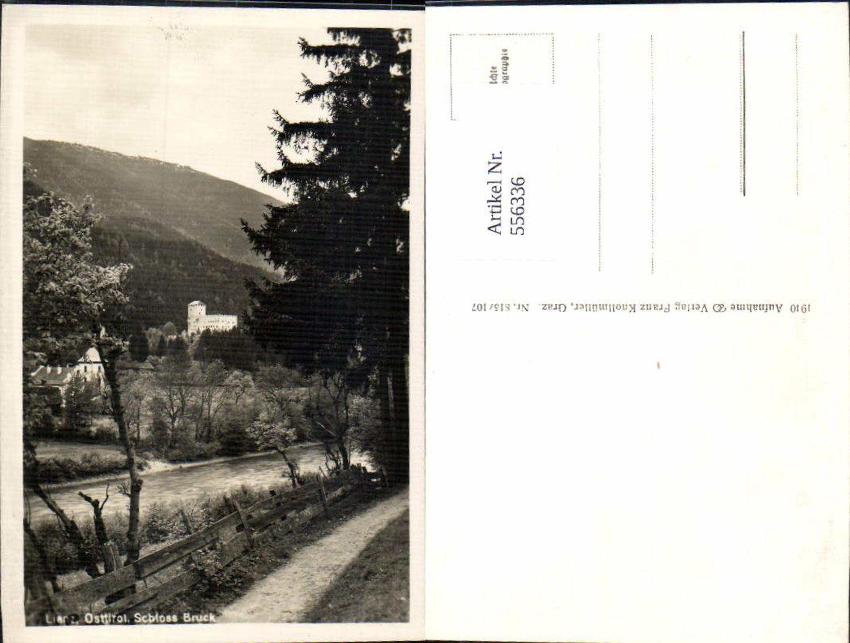 556336,Lienz Partie zum Schloss Bruck günstig online kaufen