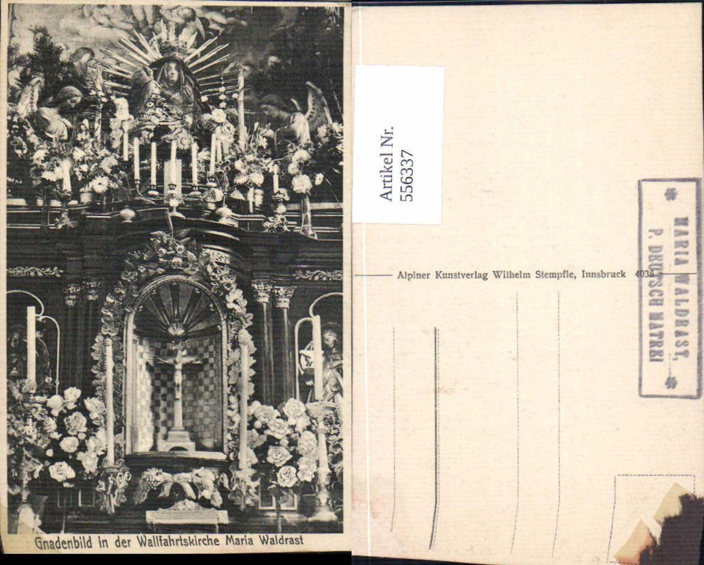 556337,Gnadenbild Maria Waldrast b. Matrei am Brenner Mühlbachl  günstig online kaufen