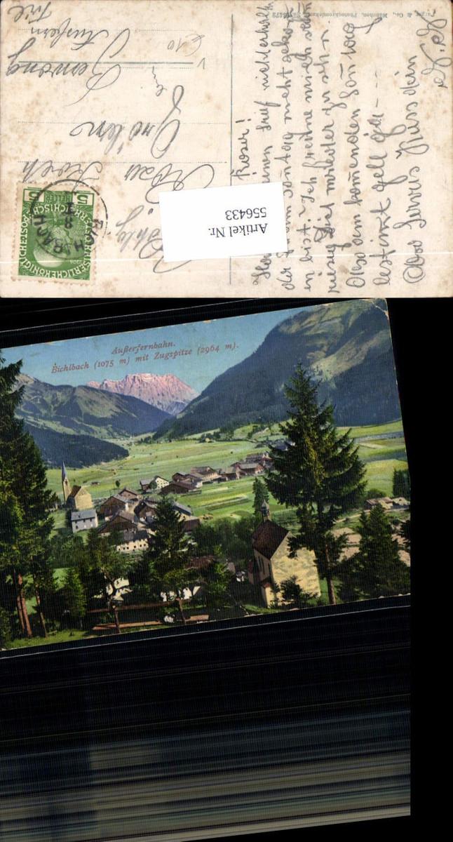 556433,Außerfernbahn Bichlbach b. Reutte Partie pub Purger & Co. 13472 günstig online kaufen