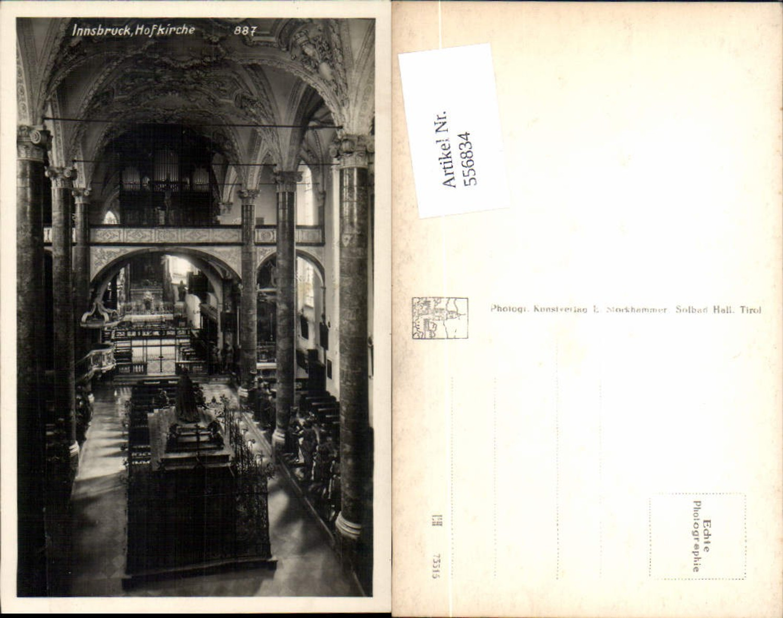 556834,Innsbruck Stadt Hofkirche Kirche pub Stockhammer 887 günstig online kaufen