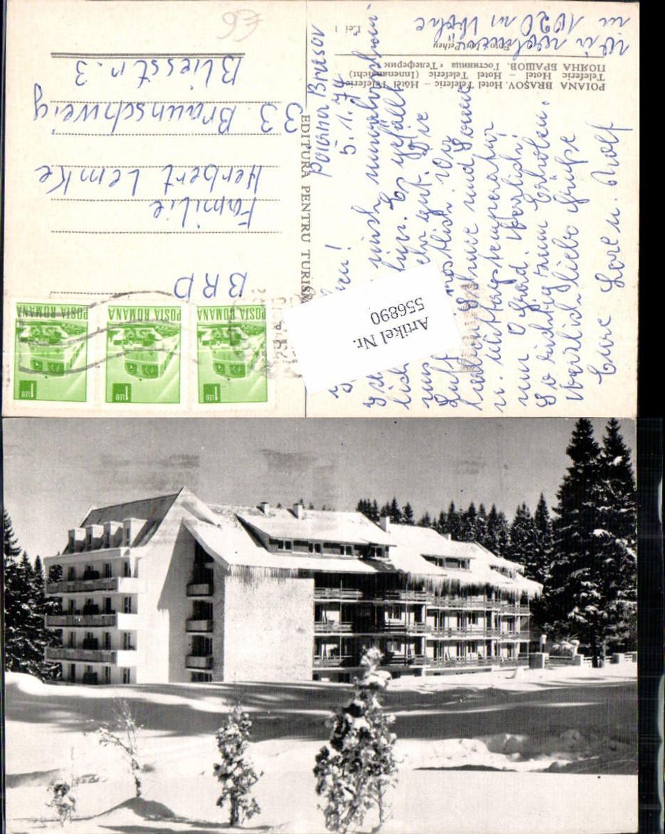 556890,Rumänien Pioana Brasov Hotel  günstig online kaufen