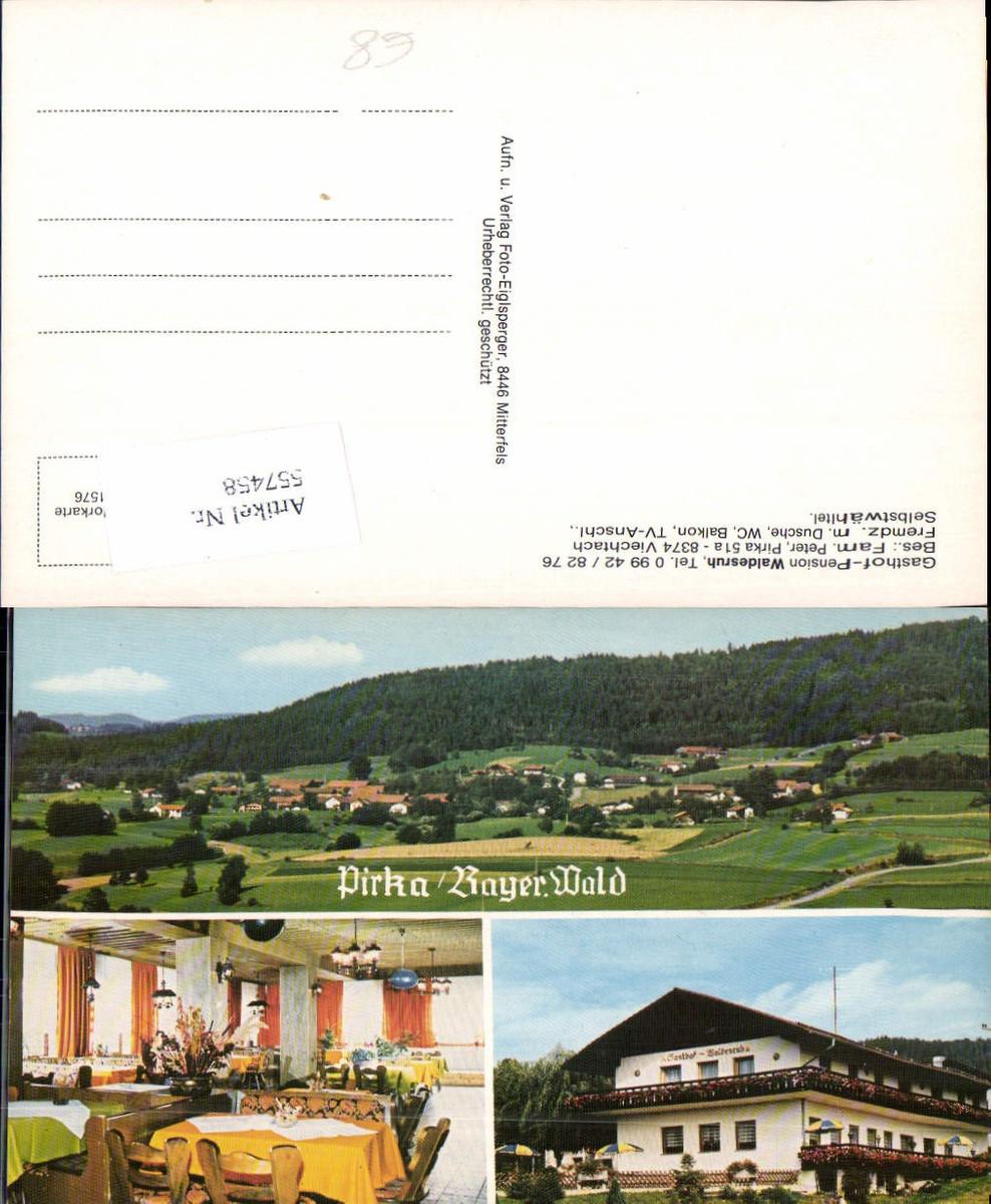 557458,Pirka Bayerischer Wald Viechtach Gasthaus Waldesruh LK Regen günstig online kaufen