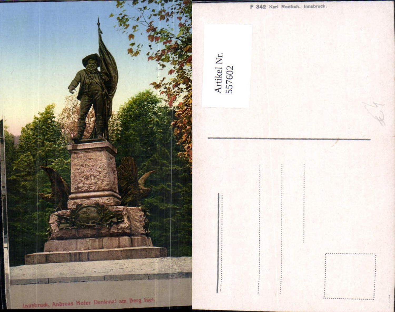 557602,Innsbruck Berg Isel Andreas Hofer Denkmal pub Redlich F 342 günstig online kaufen