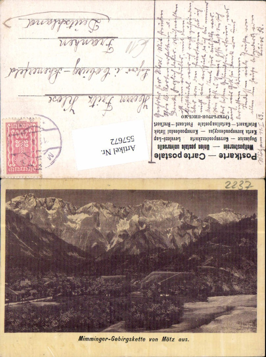 557672,Mötz in Tirol Mieminger Kette günstig online kaufen
