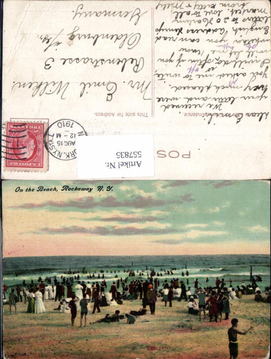 557835,New York City On the Beach Rockaway Queens Long Island günstig online kaufen