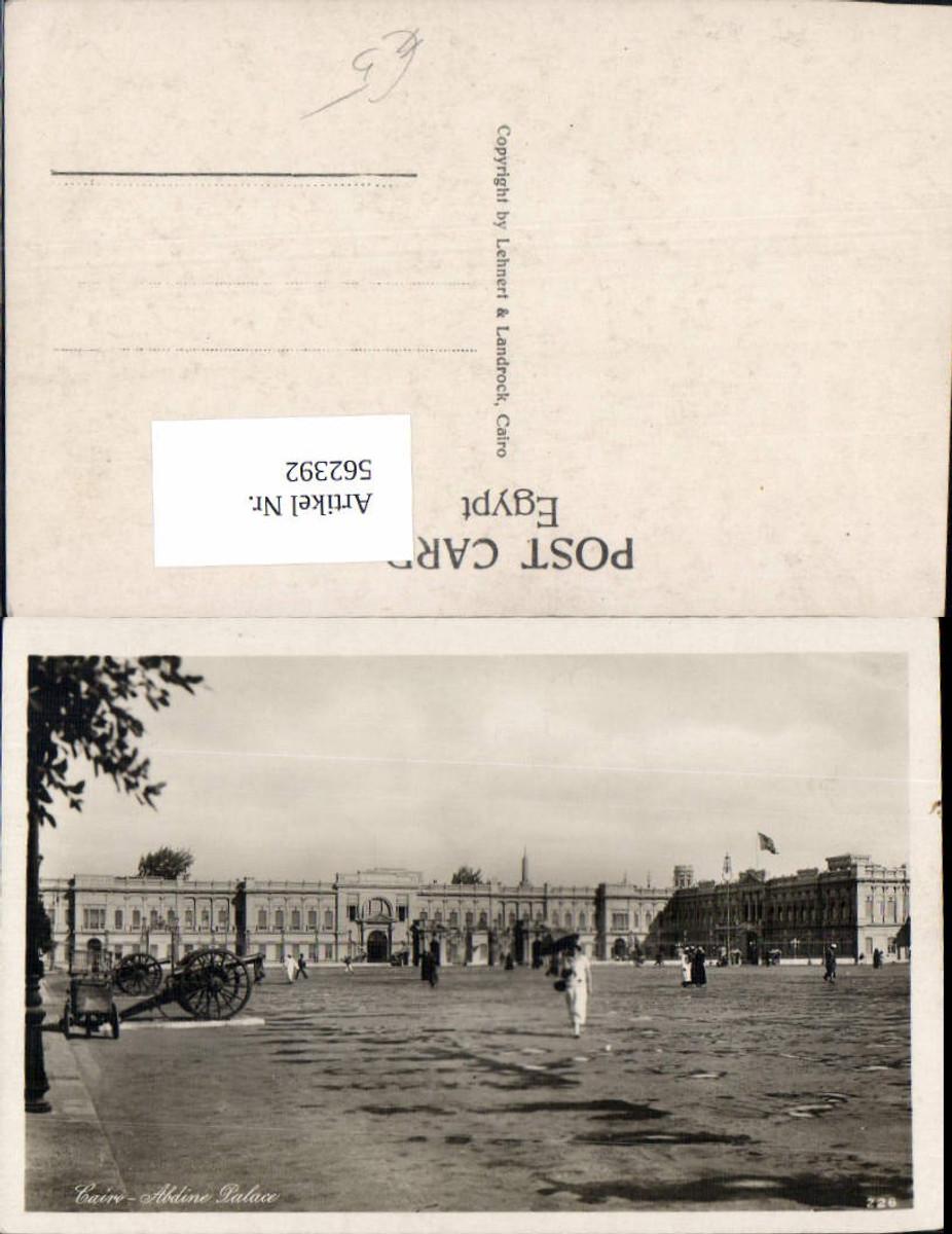 562392,Africa Egypt Cairo Kairo Abdine Palace Kanonen günstig online kaufen