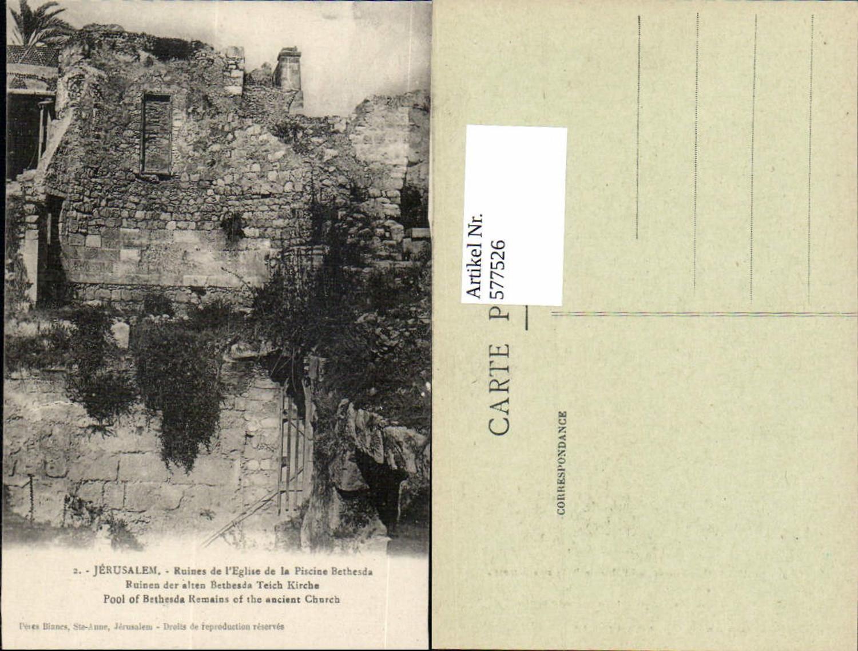 577526,Israel Jerusalem Bethesda teich Kirche günstig online kaufen