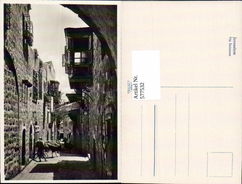 577532,Israel Jerusalem Via Dolorosa günstig online kaufen