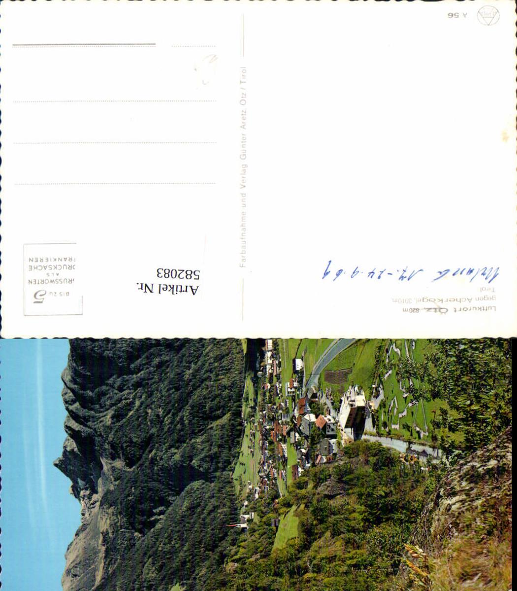 582083,Oetz Ötz im Oetztal Tirol günstig online kaufen