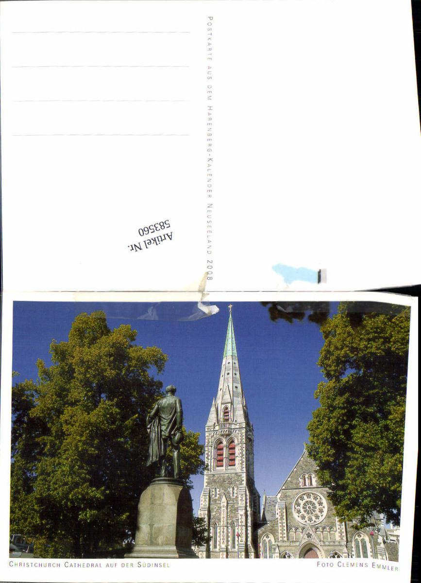 583560,Australia Christchurch Kirche Südinsel günstig online kaufen