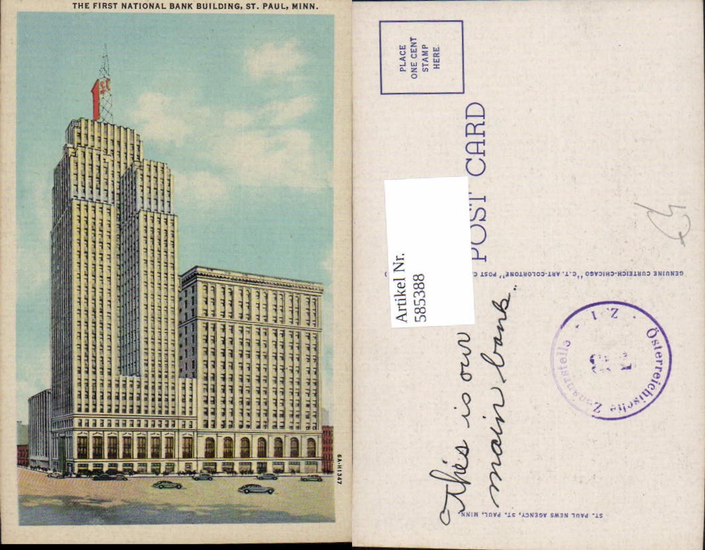 585388,Minnesota The First National Bank Building St Paul günstig online kaufen