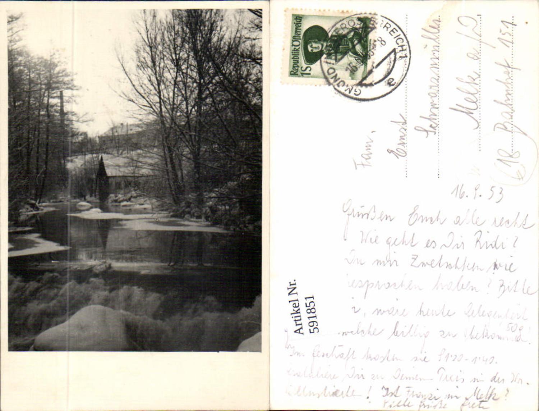 591851,tolle Foto-AK Gmünd Partie  günstig online kaufen